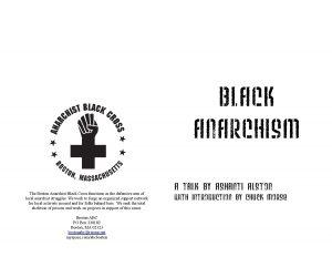 Warzone Distro : Black Anarchism: A Talk by Ashanti Alston